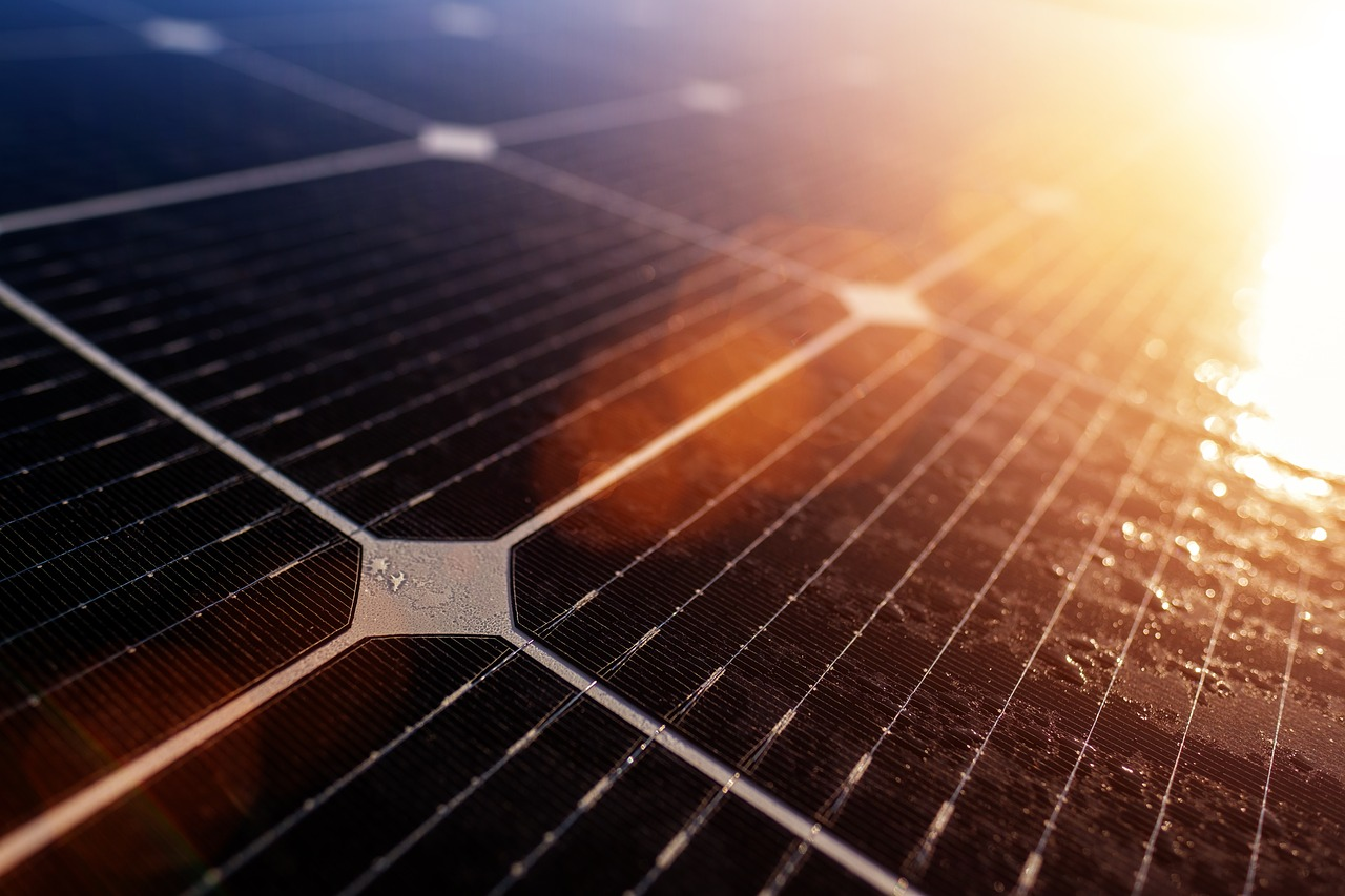Mobizon - zonnepaneel